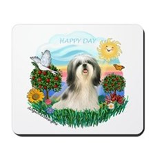 Happy Day Shih Tzu #3 Mousepad