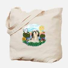 Happy Day Shih Tzu #3 Tote Bag
