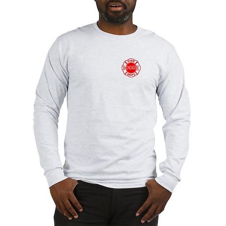 Chicago Firedepartment Long Sleeve T-Shirt