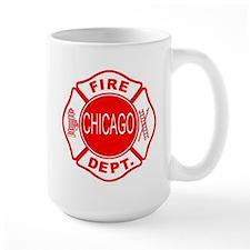 Chicago Firedepartment Mug