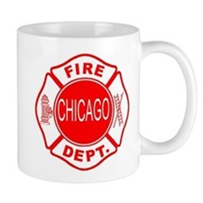 Chicago Firedepartment Mug