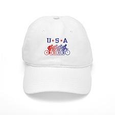 USA Cycling Male Baseball Cap