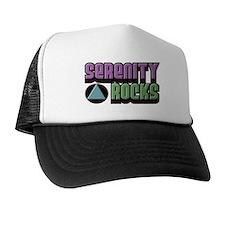 SERENITY ROCKS Trucker Hat