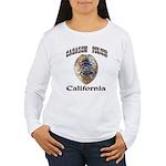 Cabazon PD Women's Long Sleeve T-Shirt