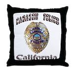 Cabazon PD Throw Pillow