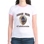 Cabazon PD Jr. Ringer T-Shirt