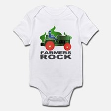 Farmers Rock Infant Bodysuit