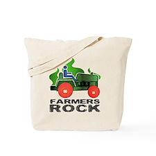 Farmers Rock Tote Bag