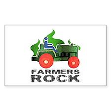 Farmers Rock Decal