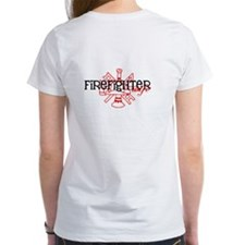 fire wife maltese cross T-Shirt