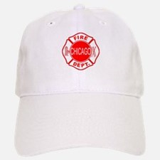 Chicago Firedepartment Baseball Baseball Cap