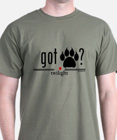 Got Werewolf? by twibaby T-Shirt