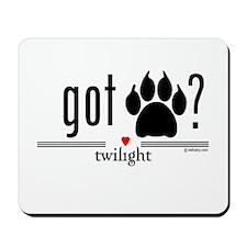 Got Werewolf? by twibaby Mousepad