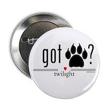 """Got Werewolf? by twibaby 2.25"""" Button"""