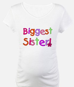 Biggest Sister Shirt