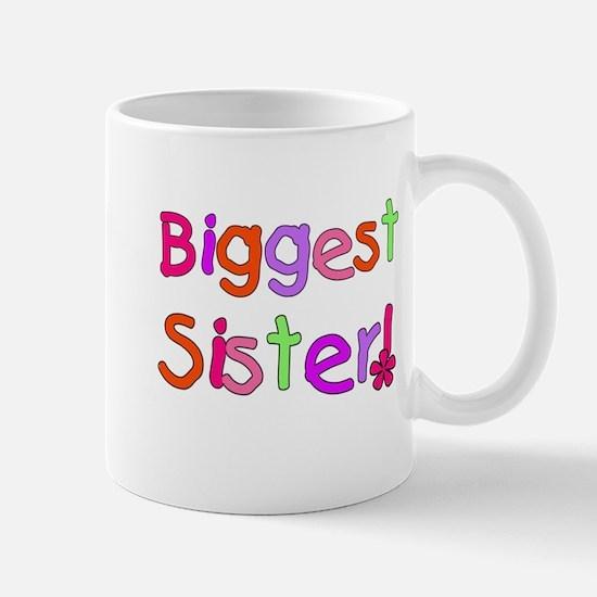 Biggest Sister Mug