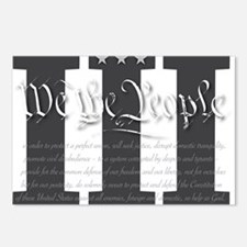 We the 3% Postcards (Package of 8)
