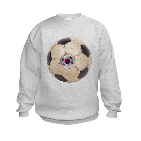 South Korea Football Kids Sweatshirt