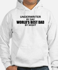 World's Best Dad - Underwriter Hoodie