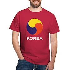 Sam-Taegeuk Korea T-Shirt