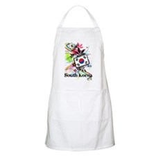 Flower South Korea Apron