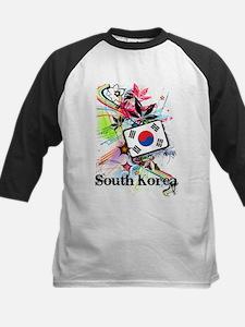 Flower South Korea Tee