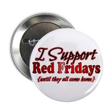 "I support Red Fridays 2.25"" Button"