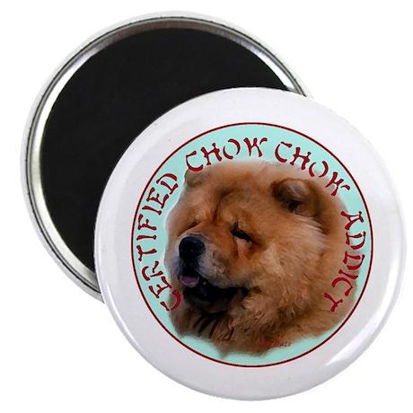Chow Addict Magnet
