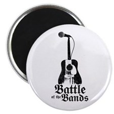 Battle of the Bands Magnet