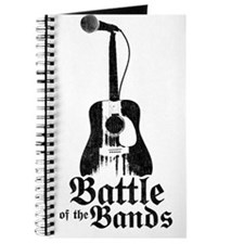 Battle of the Bands Journal