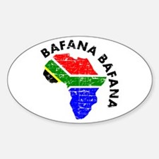 Bafana bafana of South Afica Decal