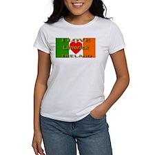 I Love Limerick Ireland Heart Tee