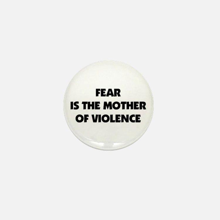 FEAR: Mini Button
