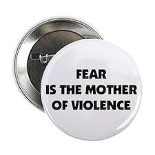 """FEAR: 2.25"""" Button"""