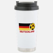 Deutschland Stainless Steel Travel Mug
