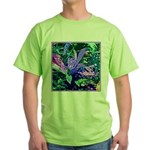 PLANT LEAVES Green T-Shirt