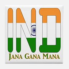 IND India Tile Coaster