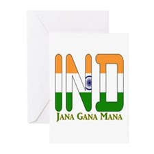 IND India Greeting Cards (Pk of 10)