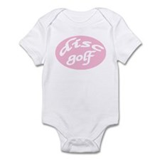 One 4 the Ladies Disc Golf Infant Bodysuit