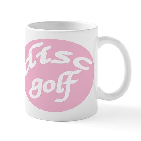 One 4 the Ladies Disc Golf Mug