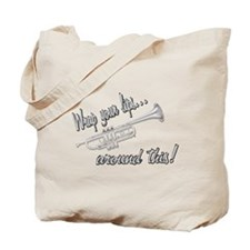 Wrap your lips... Tote Bag