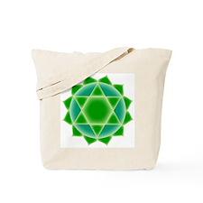 Fourth Chakra Tote Bag