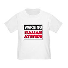 Warning Italian Attitude T