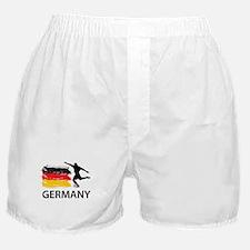 Germany Football Boxer Shorts