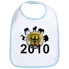 Germany World Cup 2010 Bib