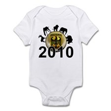 Germany World Cup 2010 Infant Bodysuit