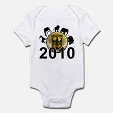 Germany World Cup 2010 Infant Bodysuit