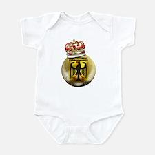 Germany King Of Football Infant Bodysuit