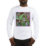 SPECKLED LEAVES Long Sleeve T-Shirt