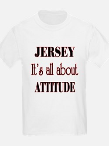 Jersey Attitude T-Shirt